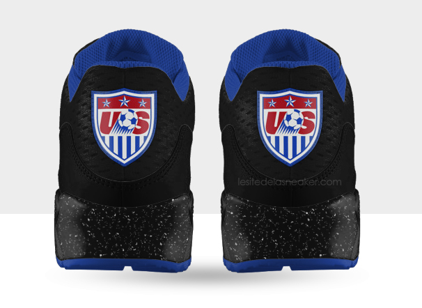nike air max taille 42 - NIKEiD Air Max 90 EM iD Options National Team - Le Site de la Sneaker