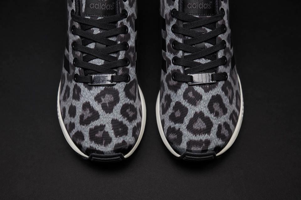 adidas zx flux leopard prix