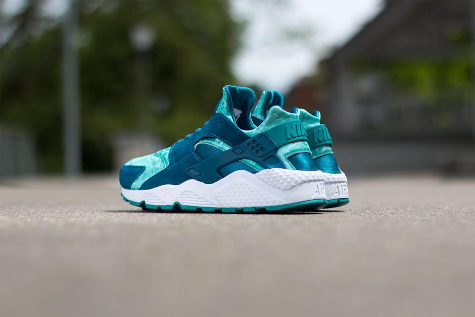 Nike Huarache Vert D\u0027eau