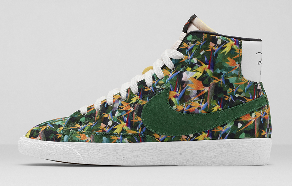 Buy and sell authentic Nike Blazer Mid Floral Pack Chicago shoes and thousands of other Nike sneakers with price data and release dates.