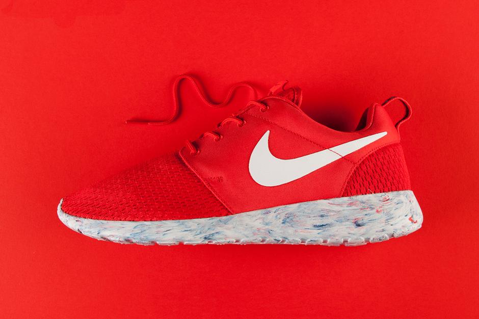 Nike Roshe Run Homme Marble