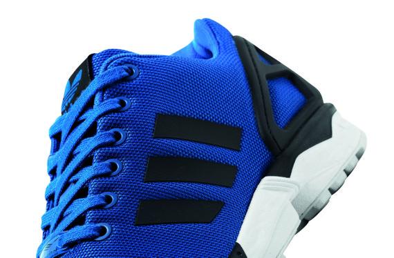 Adidas Flux Bleu Turquoise