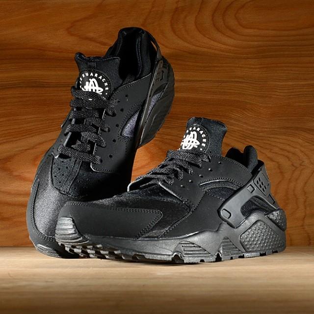 Nike Huarache Noir