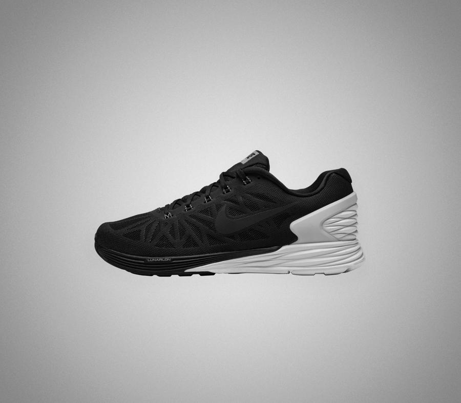 Nike Lunarglide Noir