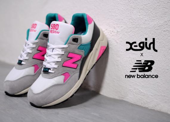 New Balance 580 Femme