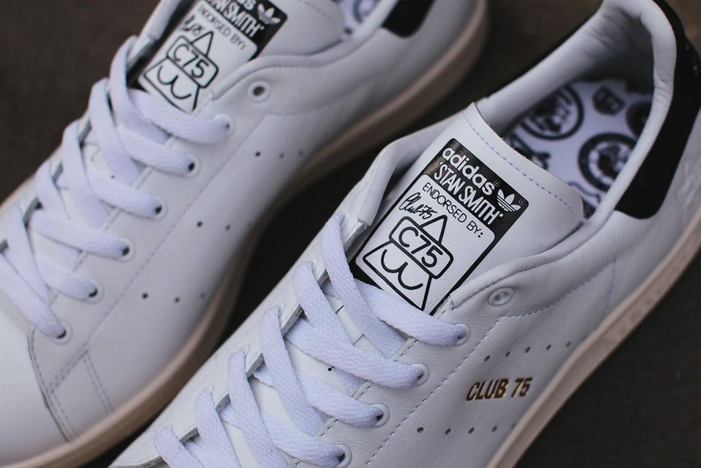 club 75 x adidas originals stan smith date de sortie