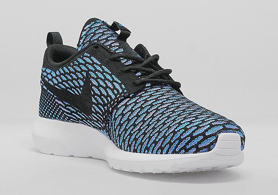 Nike Flyknit Roshe Run Neo Turquoise Photos