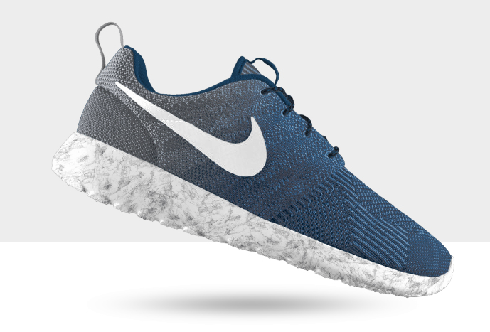 xtrgu Nike Roshe Run Jacquard Premium iD Photos