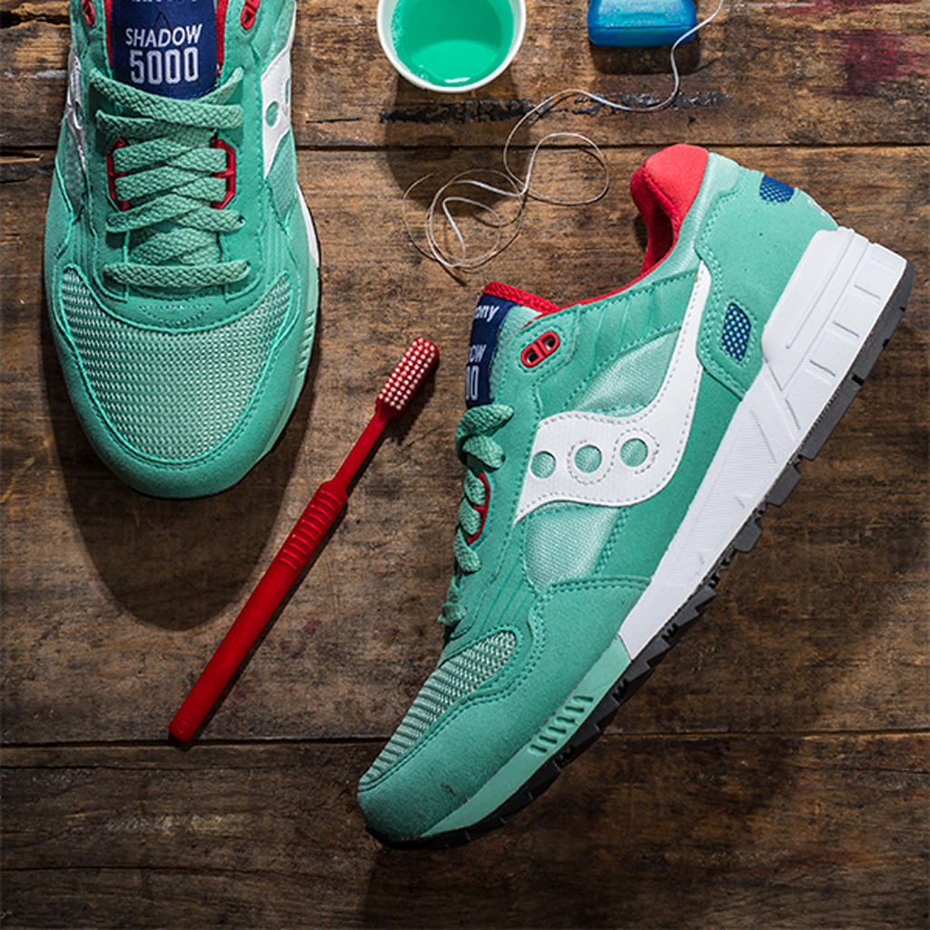 saucony originals shadow 5000 mint cavity pack