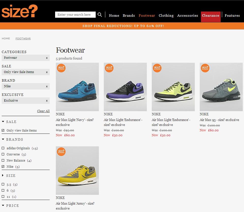 size-online-shop-screenshot