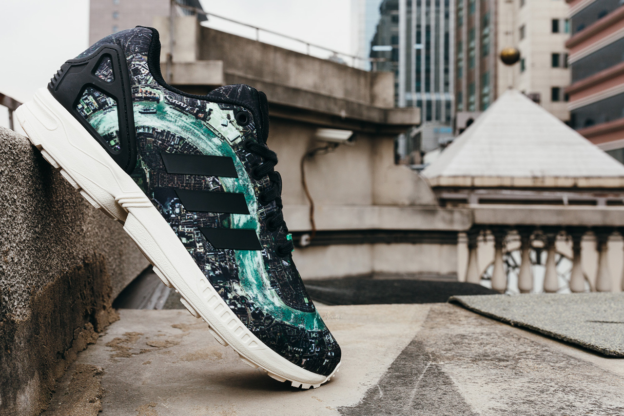 Adidas Flux Zx City Pack