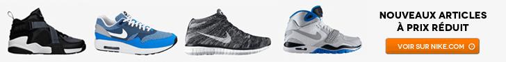 Nouveaux articles en promo chez Nike