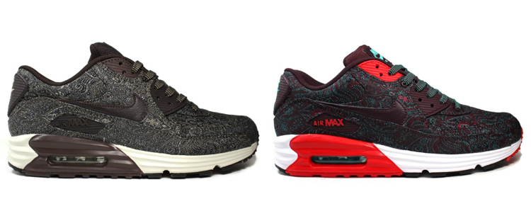 Nike air max lunar90 wr01 obsidian