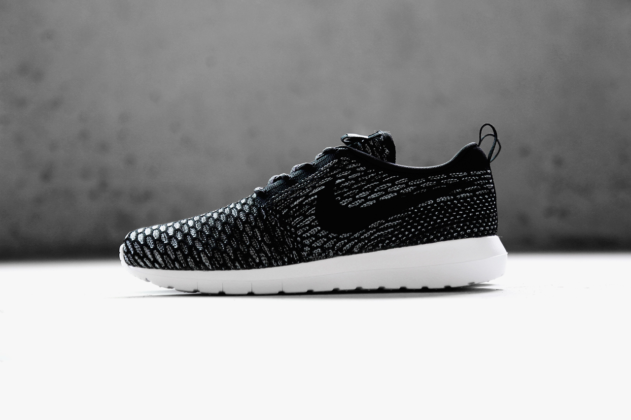 kjthj Nike Roshe Run Flyknit NM Collection - Le Site de la Sneaker