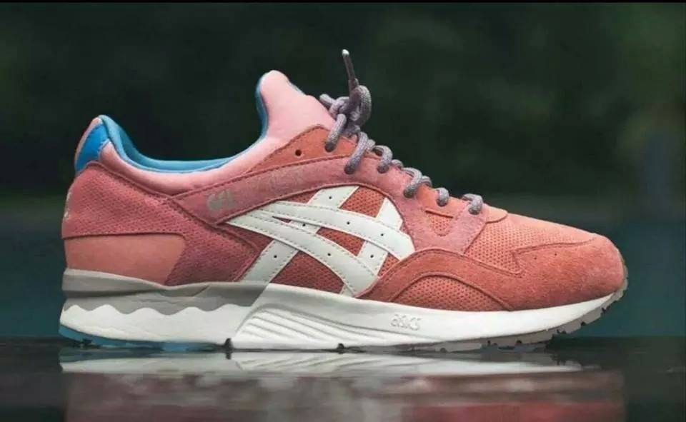 asics gel lyte v rose gold sale