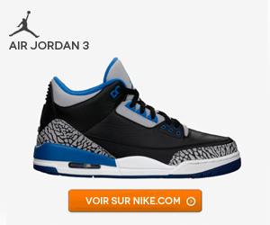Air Jordan 3 Sport Blue