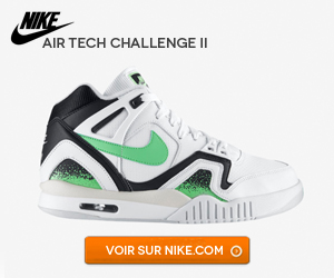 Nike Air Tech Challenge Poison Green