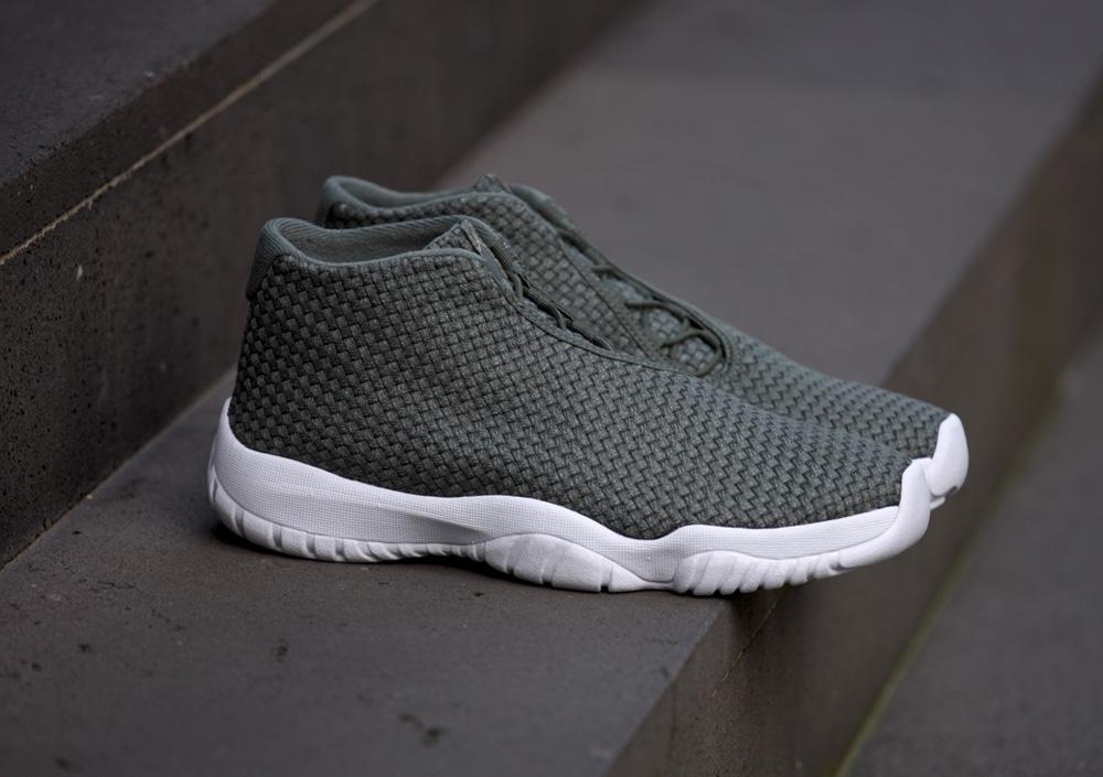 Femme Nike Air Jordan Future Noir