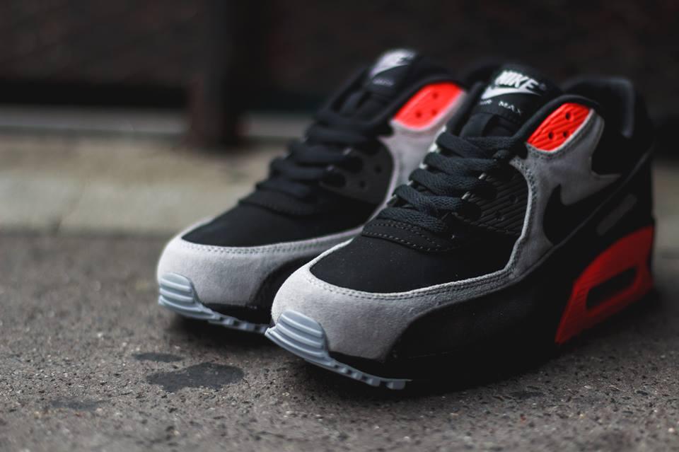 air max 90 premium black