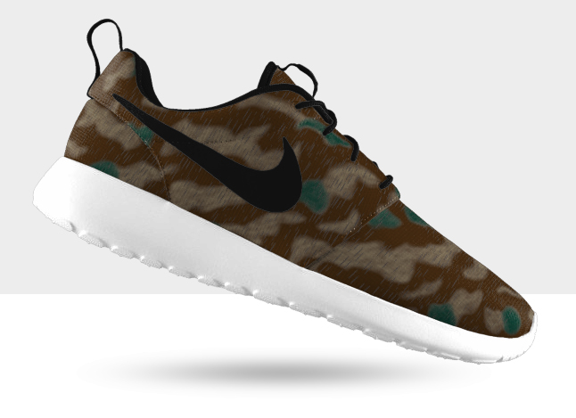 Roshe Run Marron