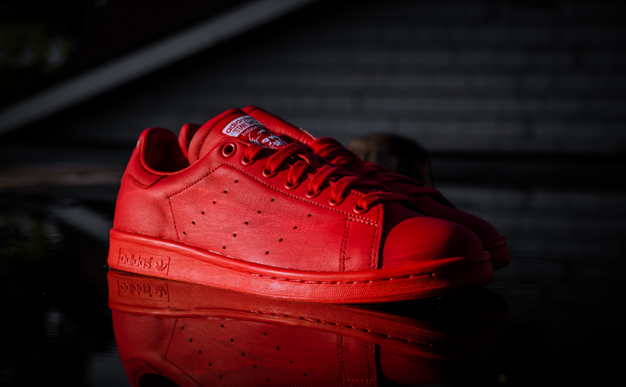 Stan Smith Pharrell Williams Noir