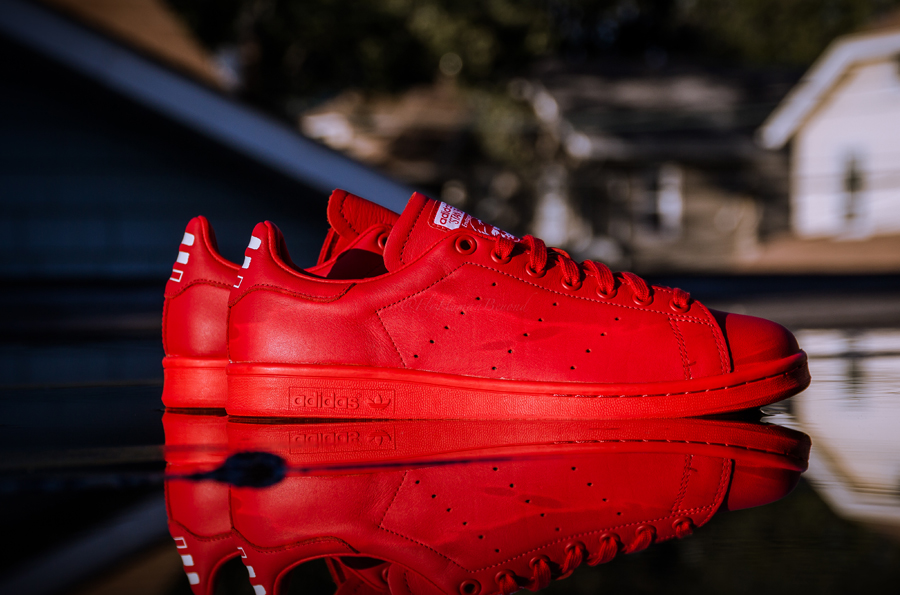 Pharrell Williams chaussure Stan Smith Rouge Chaussure Pd1xq5wd