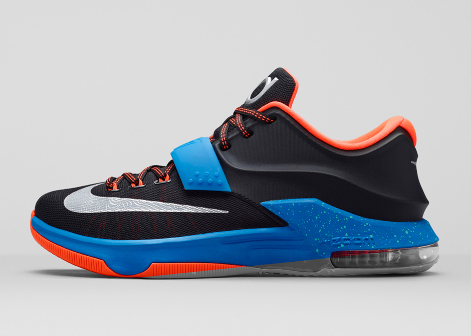 Nike KD7 On The Road - Date de sortie - Release date
