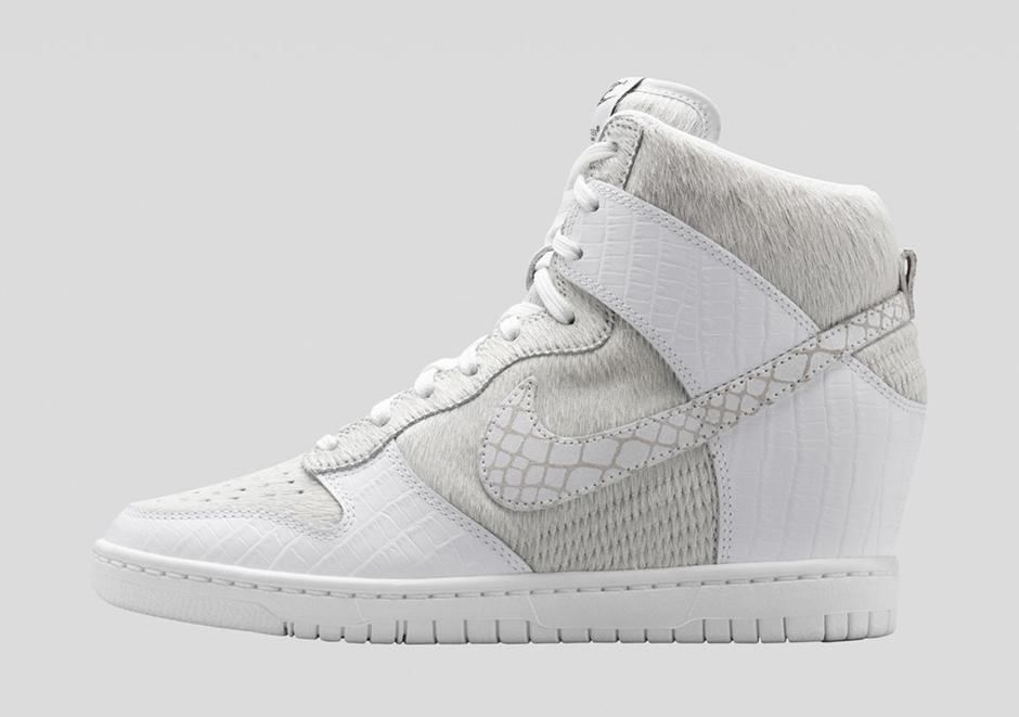 sports shoes 01992 04803 nike sky hi croco