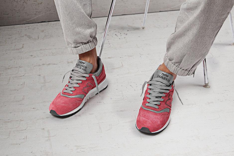 New Balance 997 Rosé