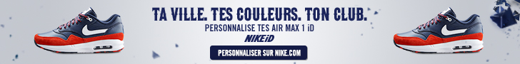 Nike Air Max 1 iD Paris Saint Germain