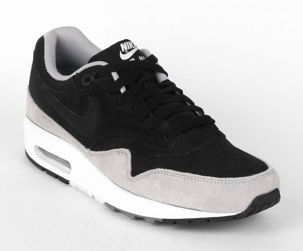 Nike Air Max 1 Black And White Cheap Nike Air Max 1 Black