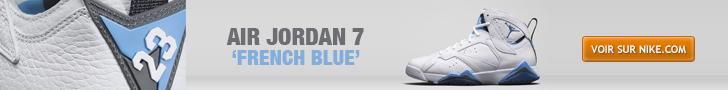 Air Jordan 7 French Blue