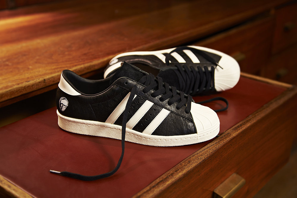 adidas consortium superstar 10th anniversary x undefeated