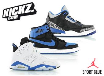 Voir les Air Jordan sur Kickz