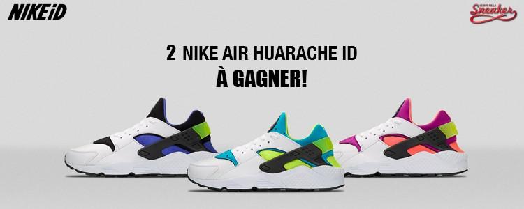 air huarache id