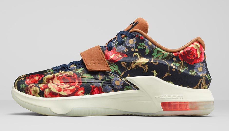 Nike Kd 7 Floral