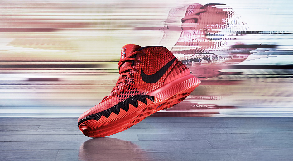 nike kyrie 1 rouge