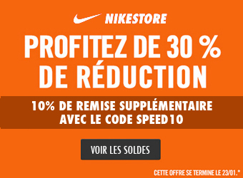 Soldes Nike Hiver 2015