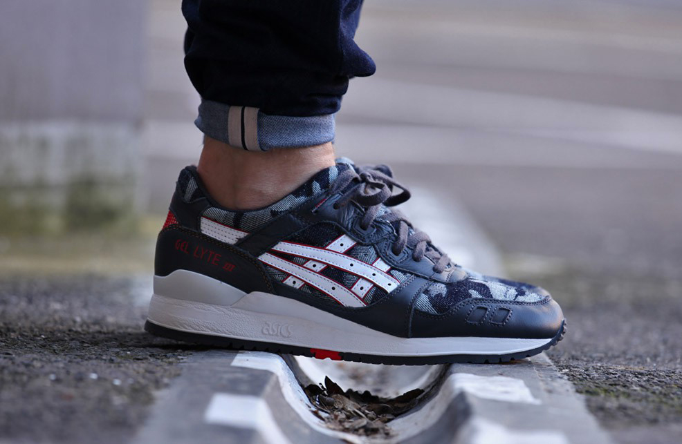 asics gel lyte militaire