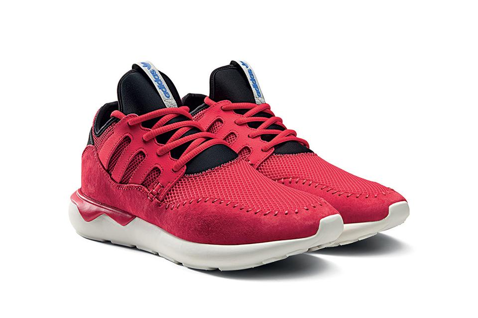 Adidas Tubular Moc Runner Red