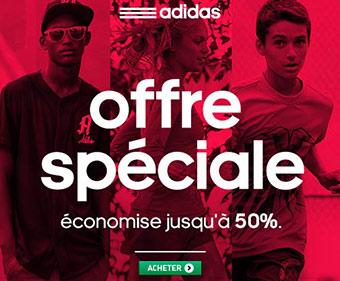 Soldes Adidas Printemps 2015