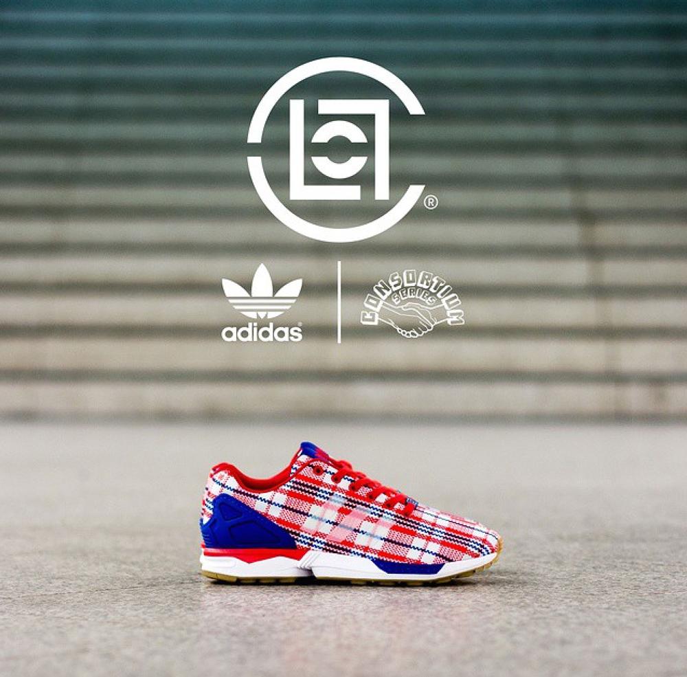 2c8bcfdc4 adidas zx flux x clot