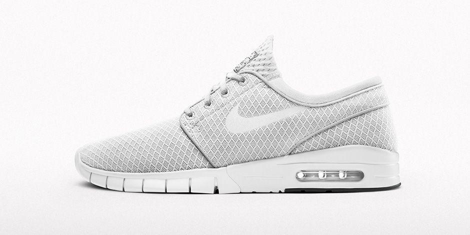 Nike Sb Janoski Blanc