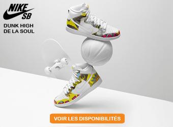 Nike SB De la Soul high