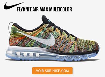 Nike Flyknit Air Max Multi