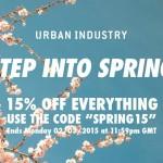 urban-industry-code-promo-mars-2015