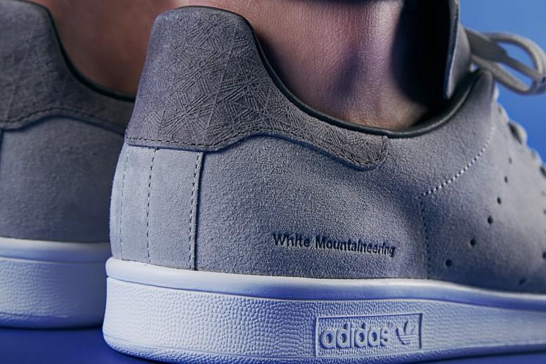 white mountaineering adidas stan smith grey 2