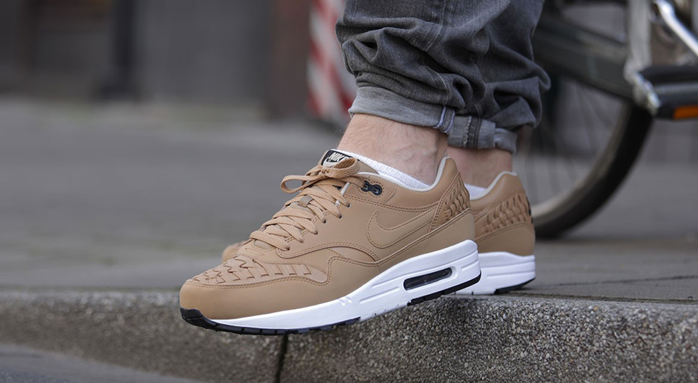 Nike Air Max 1 Woven Shale 4 ForzaMotorsport.fr