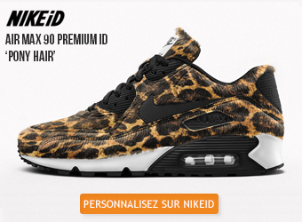NIKEiD Air Max 90 Options Animal Print