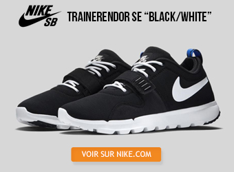 Nike SB Trainerendor SE Black White
